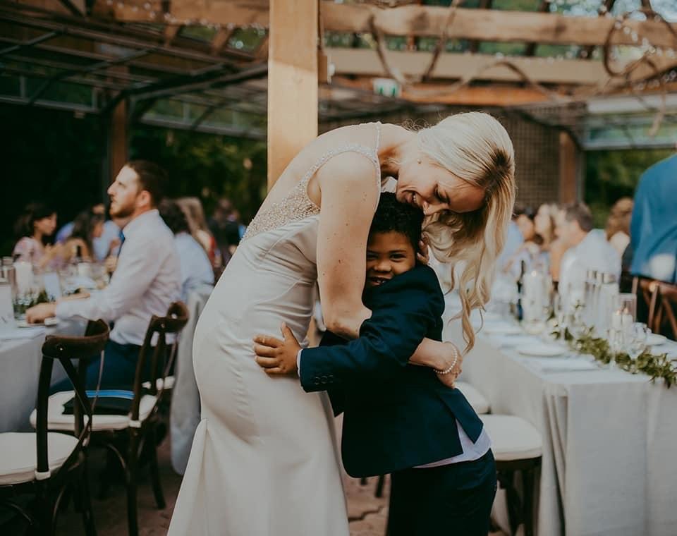 Bride Hug 2